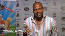 Vincent M. Ward of The Walking Dog for Kelly's Delight All-Natural Liquid Sugar