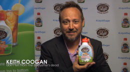 Keith Coogan of Don't Tell Mom the Babysitter's Dead for Kelly's Delight All-Natural Liquid Sugar