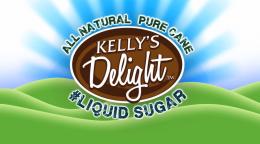 Kelly's Delight All-Natural  Pure Cane Liquid Sugar